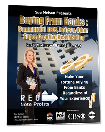Sue Nelson - Buying from Bank Home Study Course